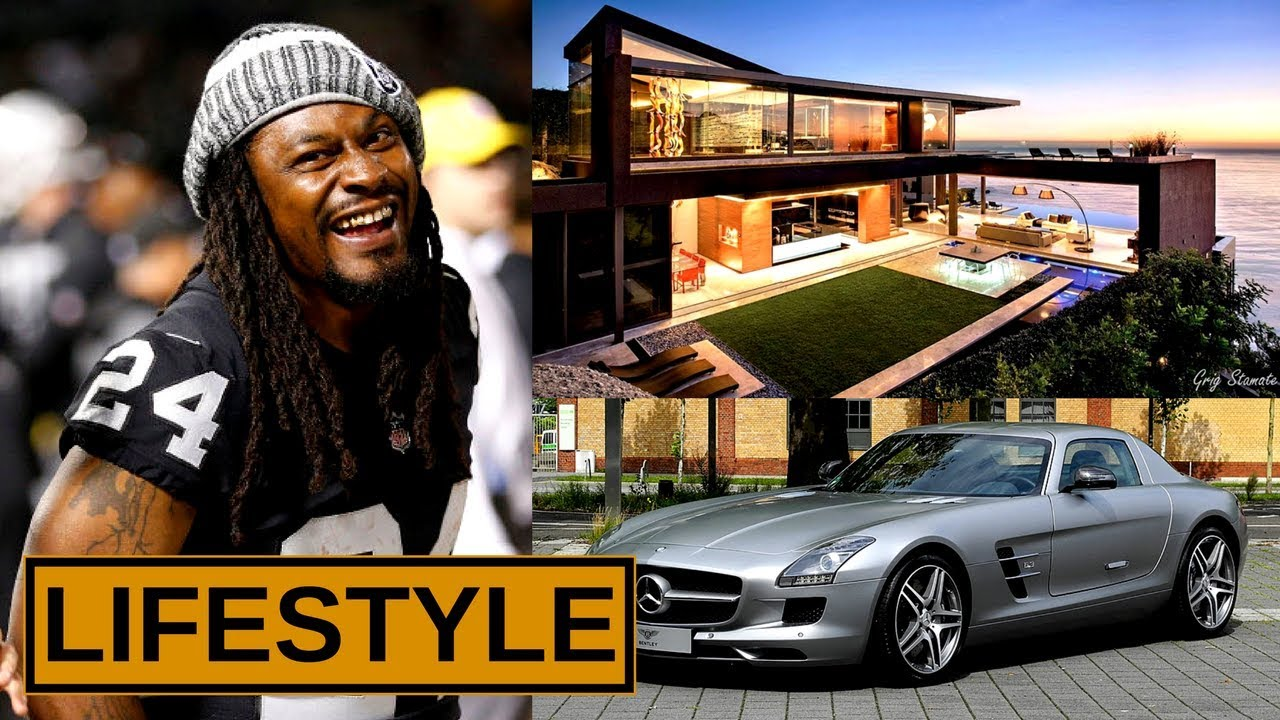 Marshawn Lynch Lifestyle 2018 Income Cars Houses Amp Net