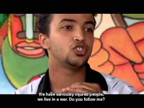 Palestinian medical students in Venezuela