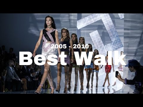 Best Runway Walks  Old Generation 2005  10