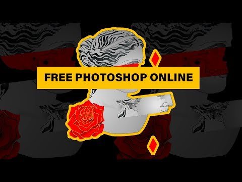 Use Adobe Photoshop ONLINE, FREE Without Downloading!?