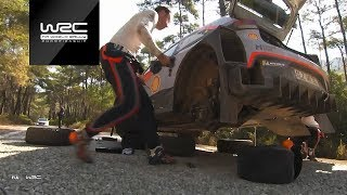 WRC - Rally Turkey 2018: Highlights Stages 8-10