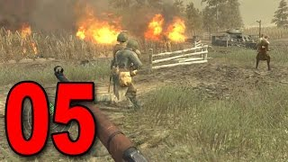 Call of Duty: World at War - Part 5 - Their Land, Their Blood (Let