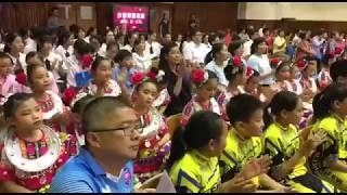 Publication Date: 2019-10-14 | Video Title: 「情牽家國赤子心」香港黃楚標中學師生祝福祖國