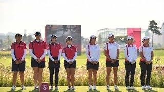 Thailand vs. Japan Highlights Session 1 2018 UL International Crown