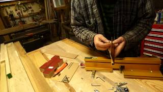 Assembling the Incra ibox