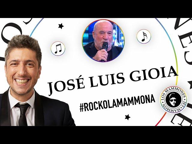 José Luis Gioia y Jey Mammón en la #RockolaMammona - Los Mammones ⭐