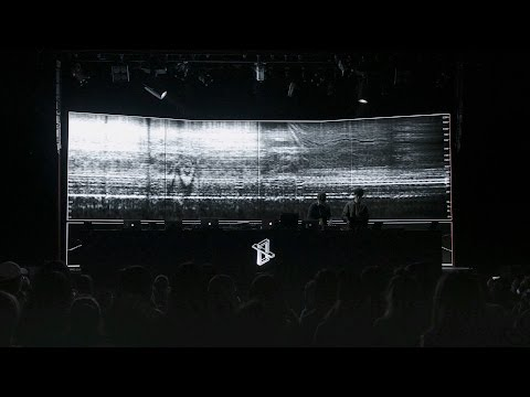 B6 - Spectrogram Live #2 (2016) QSW Culture Center, Shanghai