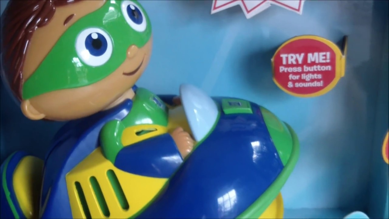 Super Why Games ABC Adventures - YouTube