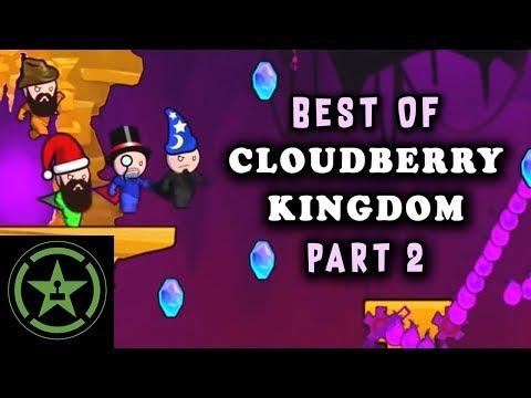 Best of AH | Cloudberry Kingdom | Part 2 | Achievement Hunter Best Moments