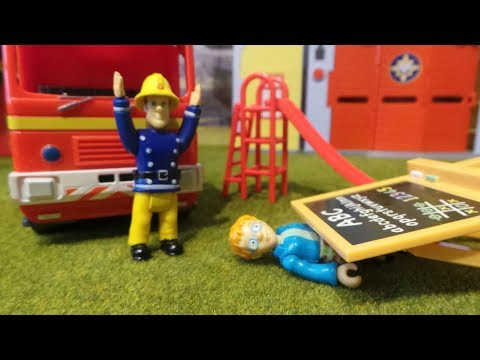 Feuerwehrmann Fireman Sam - Simba toy Compilation Video In English