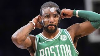 Will The Masked Hero On The Celtics Ever Reveal His Secret Identity?