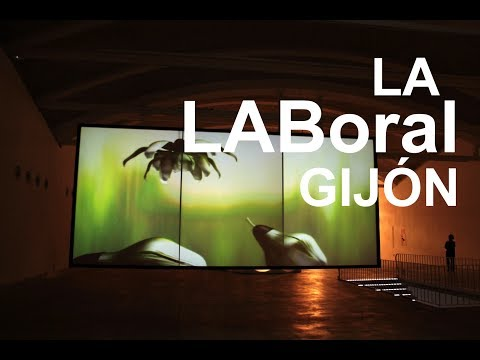 vídeo sobre Art Centre in the technical college: La LABoral