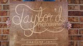 How To Stain Logo On Wood