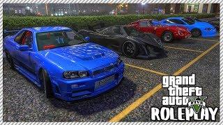 GTA 5 ROLEPLAY - Taking 5000hp Devel Sixteen to Car Meet | Ep. 371 Civ