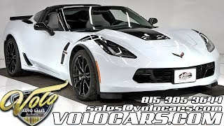 2018 Chevrolet Corvette Grand Sport for sale at Volo Auto Museum (V18942)