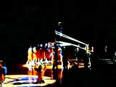 Boise State Basketball Team