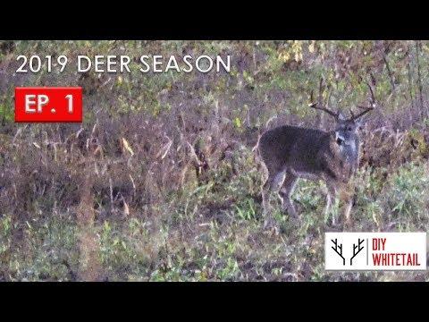 BIG OKLAHOMA BUCK-2019 Deer Season-EP. 1