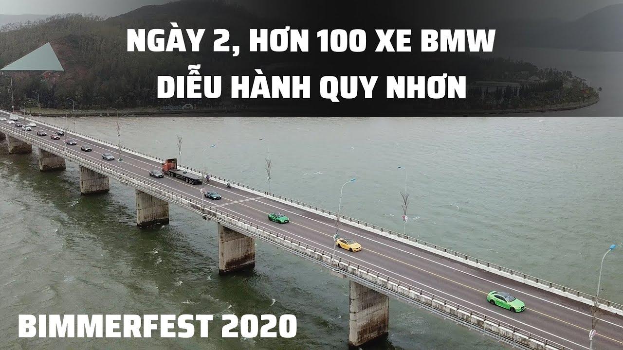 Bimmerfest 2020 ngày 2: Hơn 100 xe BMW diễu hành ở Quy Nhơn, vui nhưng cũng không thiếu nỗi buồn