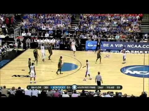 NCAA: Kentucky overwhelms Baylor