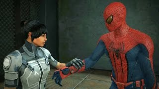 The Amazing Spider-Man (Video Game) Walkthrough - Chapter 3: In the Shadow of Evil's Past