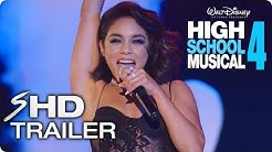 HIGH SCHOOL MUSICAL 4 Teaser Trailer Concept (2021) Zac Efron, Vanessa Hudgens Disney Musical Movie