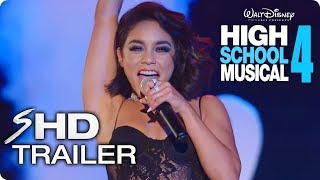HIGH SCHOOL MUSICAL 4 Teaser Trailer (2019) Zac Efron, Vanessa Hudgens Disney Musical Movie Concept