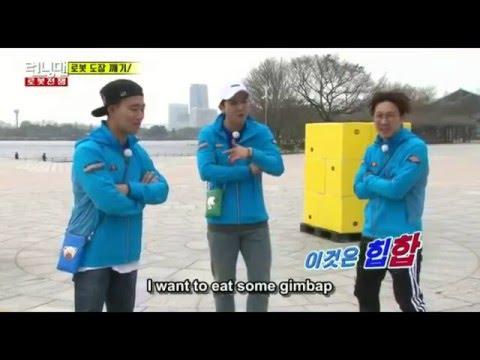 Song Mino , HaHa 'Rap Battle' funny xD