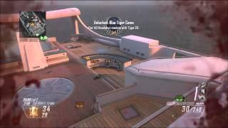 Call of Duty: Black Ops 2 - 61 Killstreak - Swarm/K9 Unit/Orbital Vsat Gameplay! thumbnail