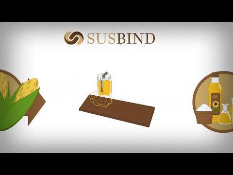 SUSBIND - SUStainable bio BINDers for wood panels