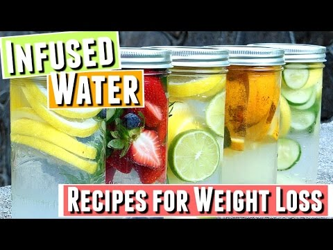 Flavored Water For Weight Loss