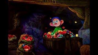 Seven Dwarfs Mine Train ROLLER COASTER POV On-Ride in 4K ULTRA HD Magic Kingdom Disney World