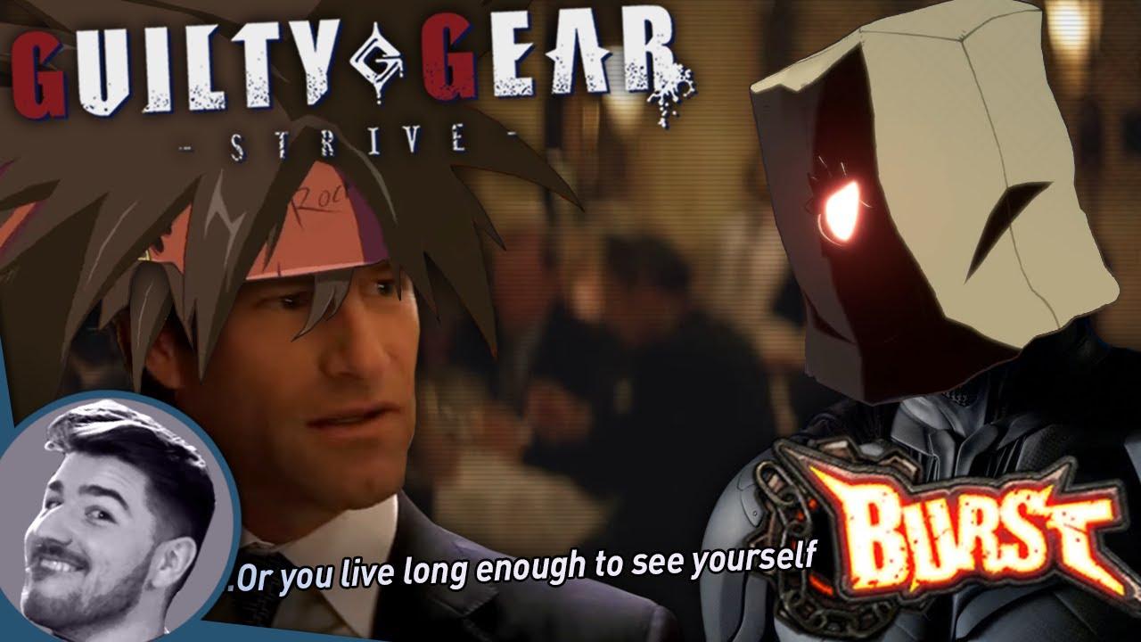 Becoming the Villain   Guilty Gear Strive Online Sets