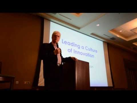 Sir Ken Robinson at Squaw Valley Institute