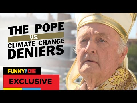 The Pope vs. Climate Change