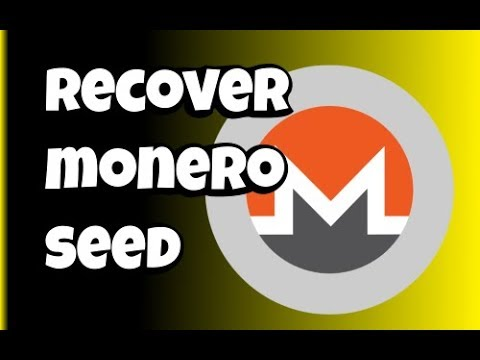 ???? How To Restore Monero Private Keys From Ledger Nano S Wallet Or Coinomi