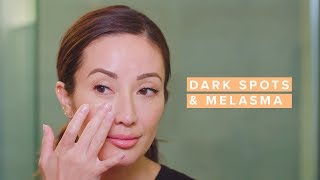 Reduce Melasma & Dark Spots with This Skincare Routine | #SKINCARE