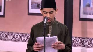 London, UK: Gulshan-e-Waqf-e-Nau Atfal - April 26, 2015 - Islam Ahmadiyya