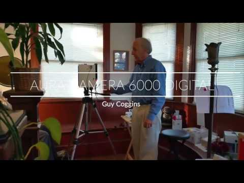 Aura Imaging  :AURA CAMERA 6000 NEW DIGITAL BY GUY COGGINS