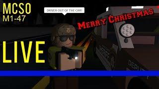 Roblox Mano County Patrol LIVE! Merry Christmas | Kahoot! |
