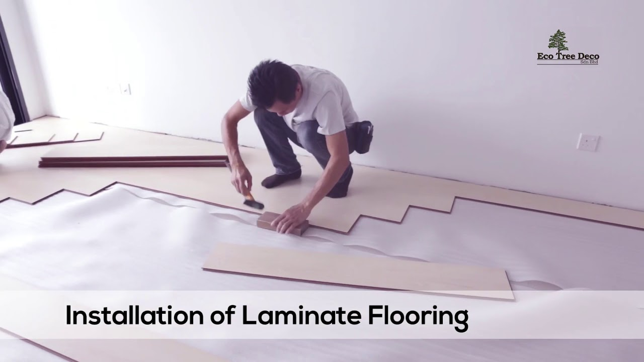 Laminate Floor Installation You