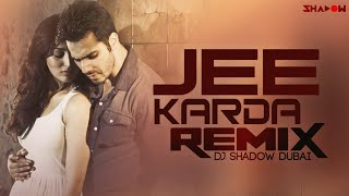 Jee Karda | Badlapur | DJ Shadow Dubai | Varun Dhawan | Full HD Video