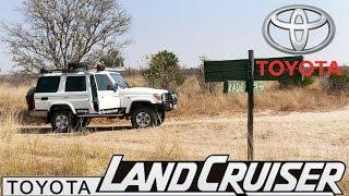 Baixar Toyota Land Cruiser Solo crossing of the the Kalahari-Pt1