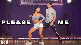 PLEASE ME - Cardi B & Bruno Mars Dance Choreography | Matt Steffanina ft Trinity