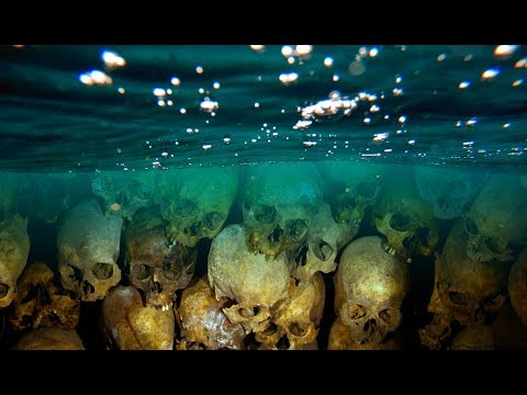 Unsolved Mystery of The Skeleton Lake in Himalayas   Mystery of The Ancient Remains Frozen