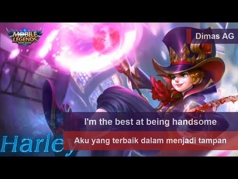 Voice & Quote Harley | Mobile Legends