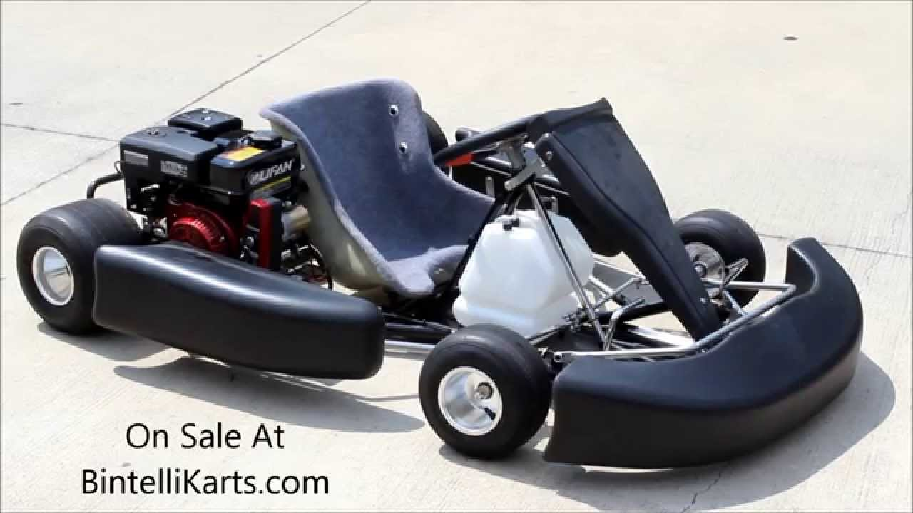 New 6.5hp Racing Race Go Karts for Sale - TAG by Bintelli Karts ...