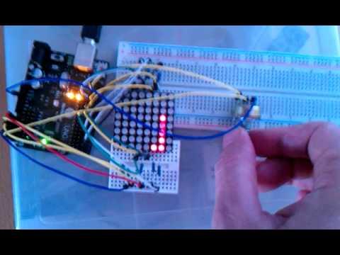 Snake Classic Arcade Game On Arduino