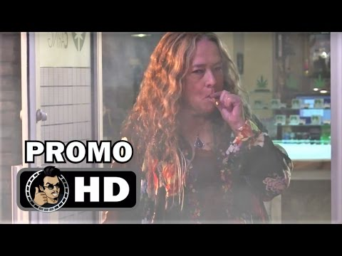 DISJOINTED Official Promo (HD) Kathy Bates Netflix Series