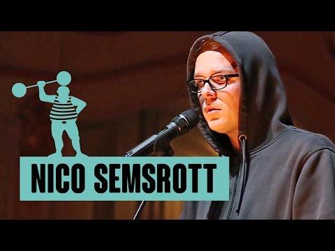 Nico Semsrott - AFD-Wähler sind arm dran. Und schlechte Menschen.