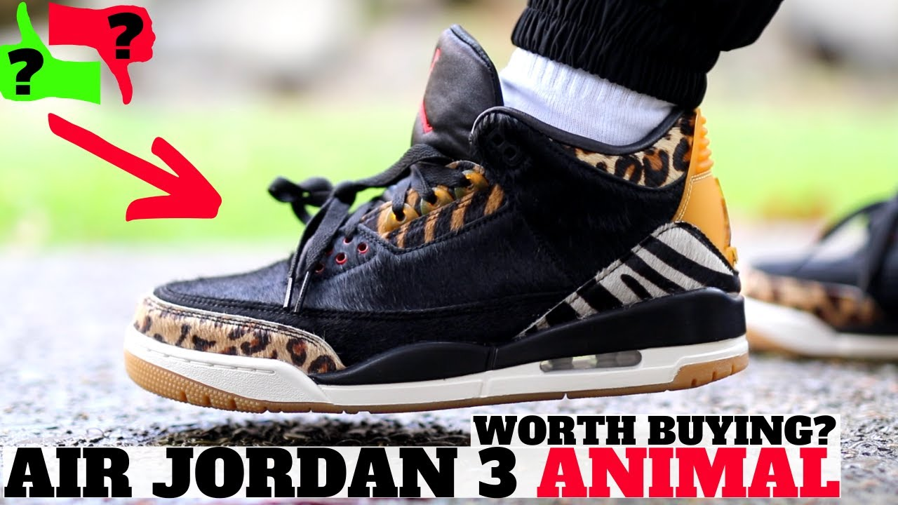 Review Jordan BuyingAir 3 ANIMAL INSTINCT ATMOS Worth vs eHE9IWbD2Y